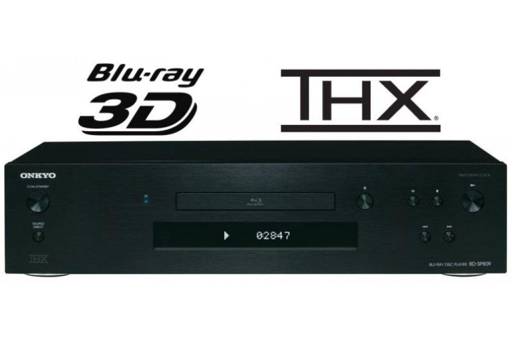 Onkyo BD-SP809 B Odtwarzacze Blu-ray
