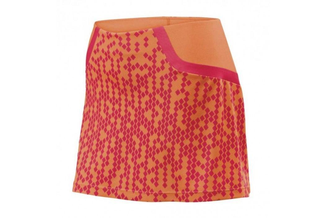 Wilson spódniczka W Solana Pixel 12,5 Skirt Coral XS Spódniczki sportowe