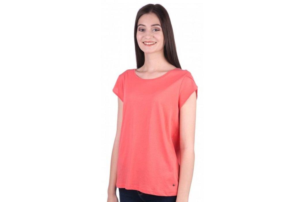 Mustang T-shirt damski XS czerwony Koszulki