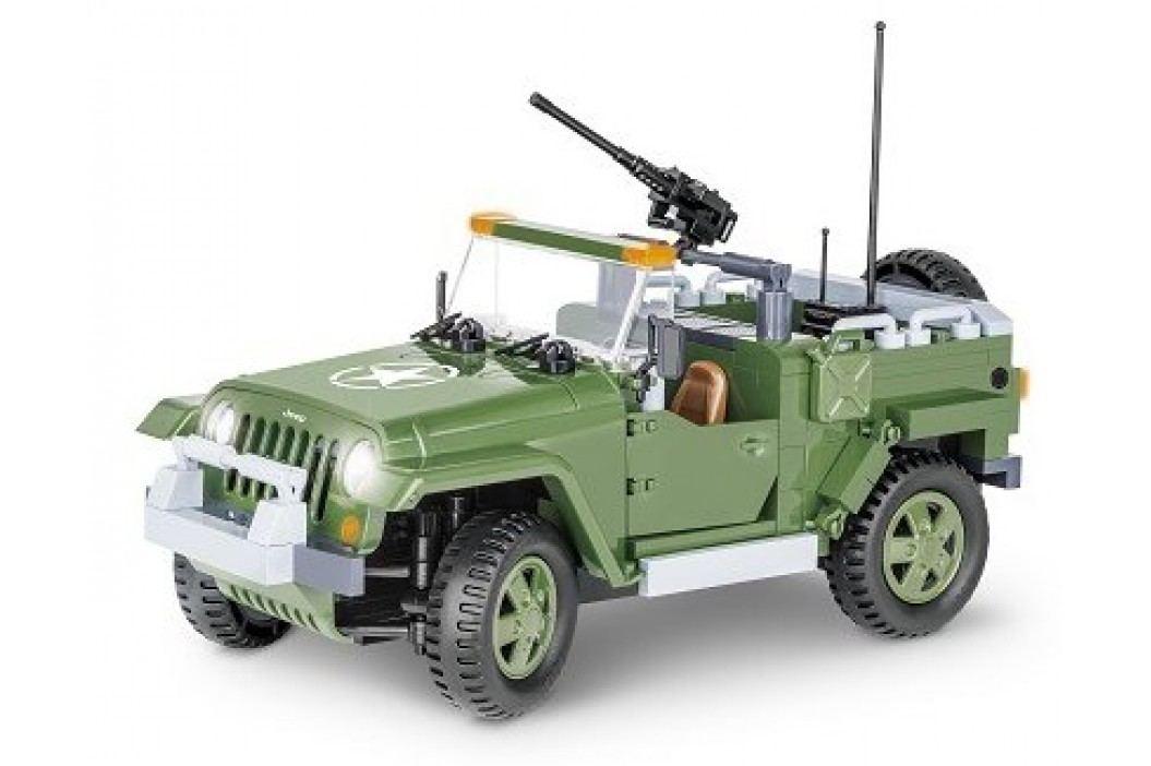 Cobi Small Army Jeep Wrangler Pozostałe zestawy