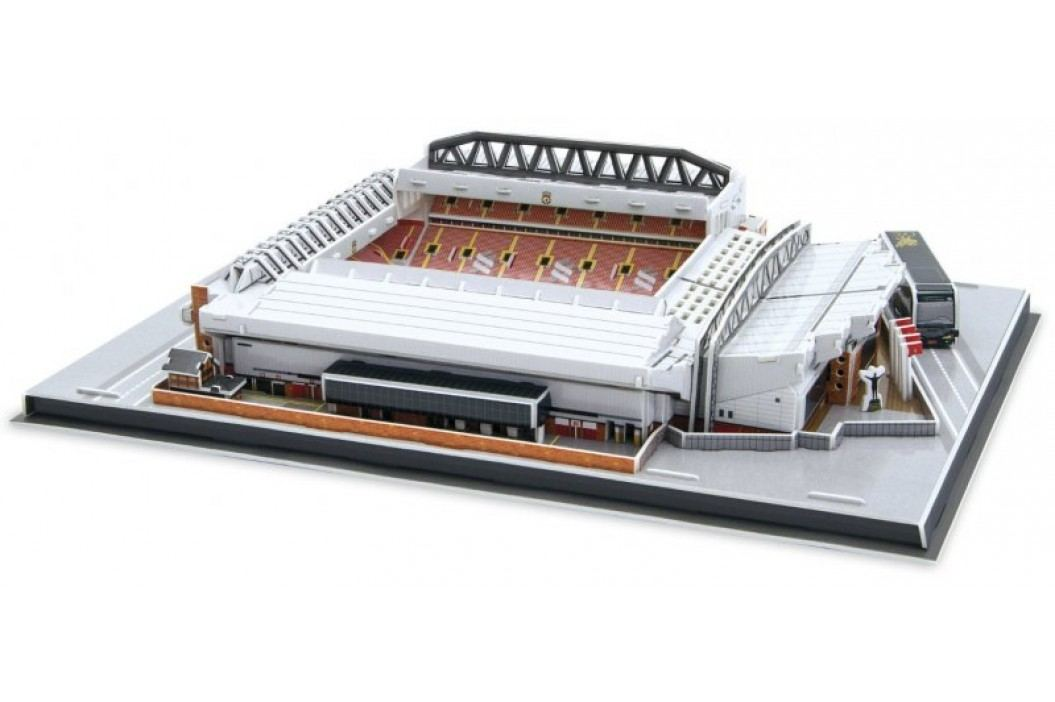 Nanostad Puzzle 3D Stadion Anfield Anglia Puzzle