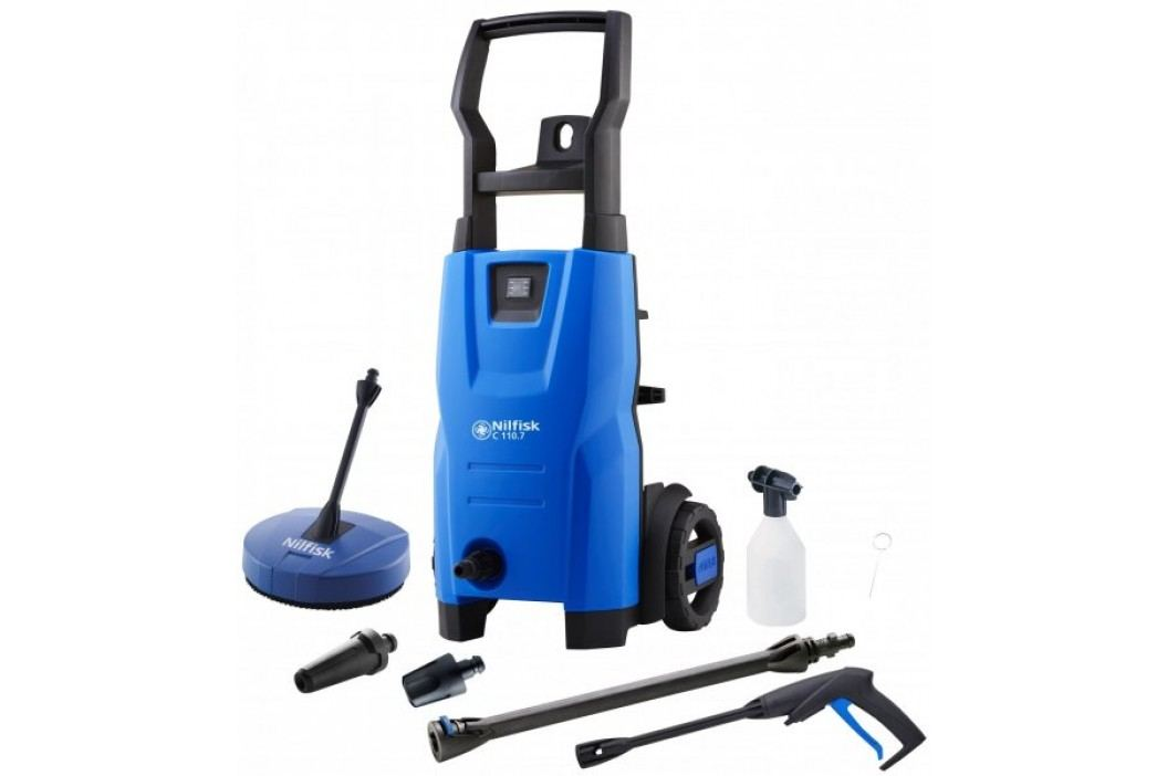 Nilfisk-ALTO myjka wysokociśnieniowa C 110.7-5 PC X-TRA Myjki ciśnieniowe