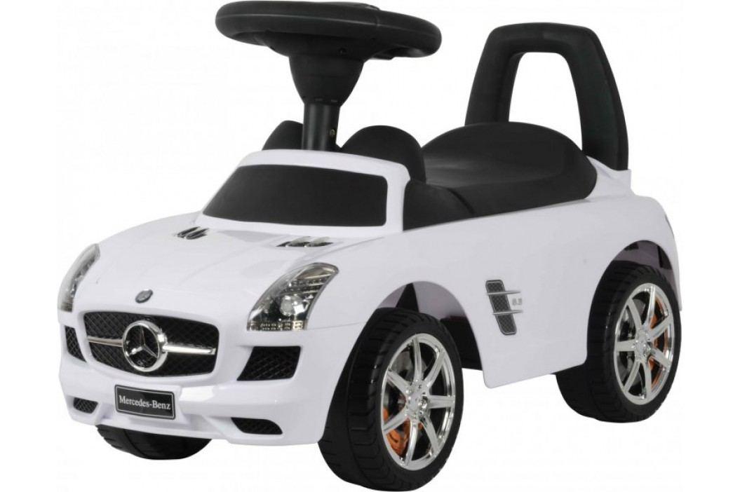 Buddy Toys Pojazd Mercedes-Benz SLS biały BPC 5110 Pojazdy dla maluchów