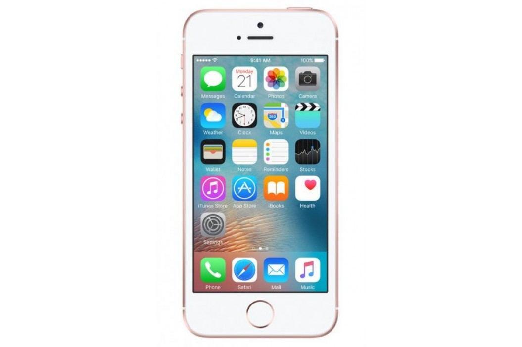 Apple iPhone SE 32GB, różowy Smartfony