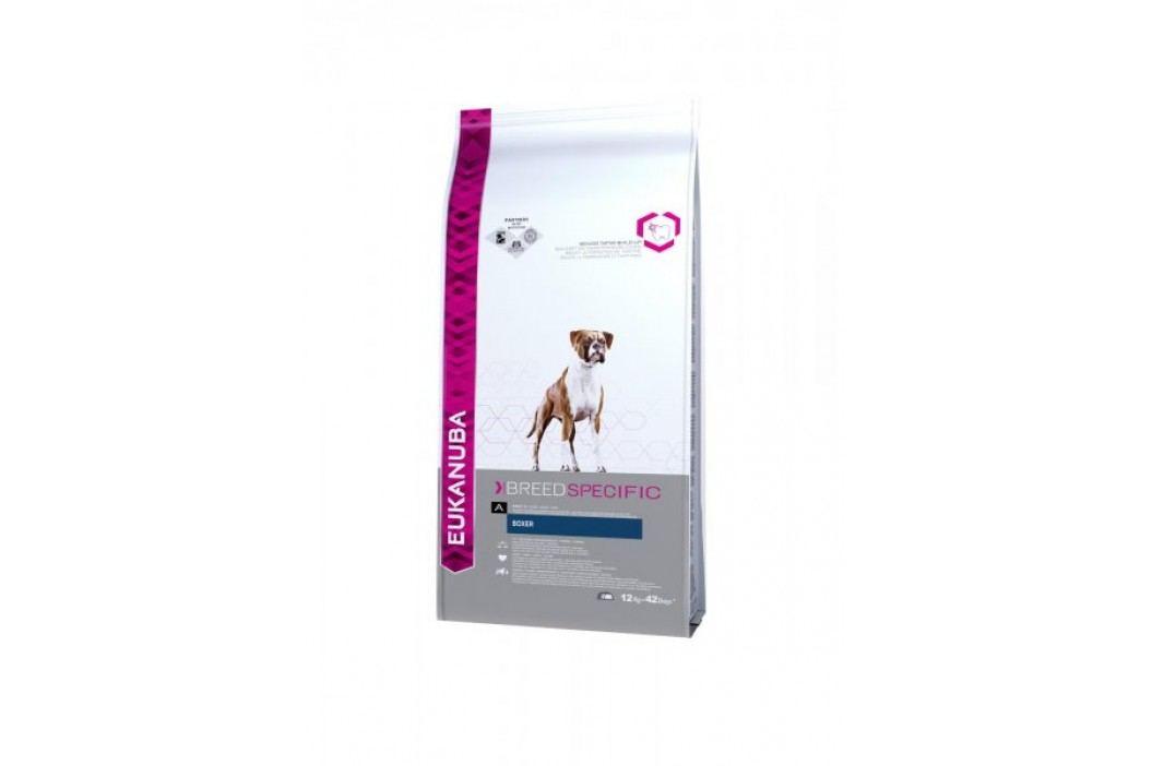 Eukanuba sucha karma dla psa Adult Boxer - 12kg Karma sucha