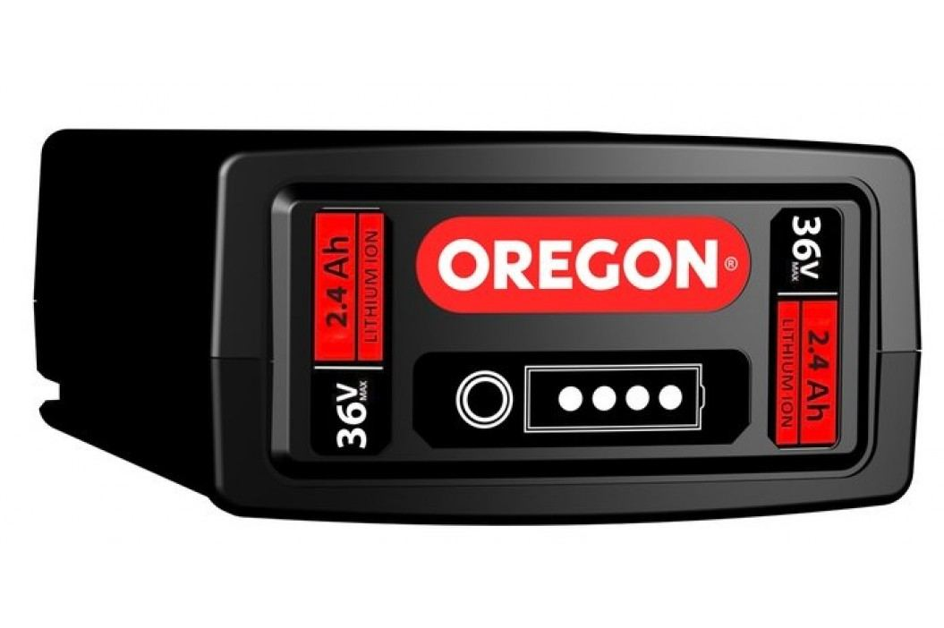 Oregon B400E - bateria 2.4 Ah - 86 Wh Akcesoria