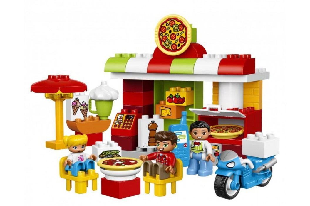 LEGO® DUPLO® 10834 Pizzeria Duplo LEGO®