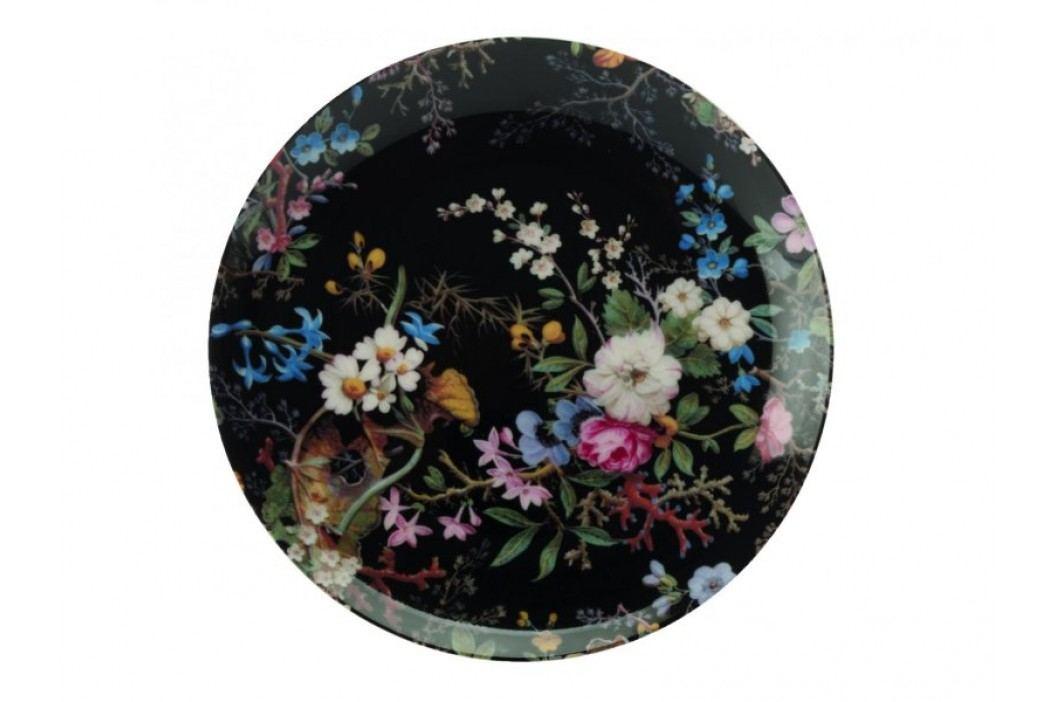 Maxwell & Williams Talerz deserowy 20cm Midnight Blossom Naczynia