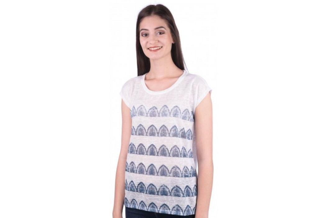 Mustang T-shirt damski XS biały Koszulki