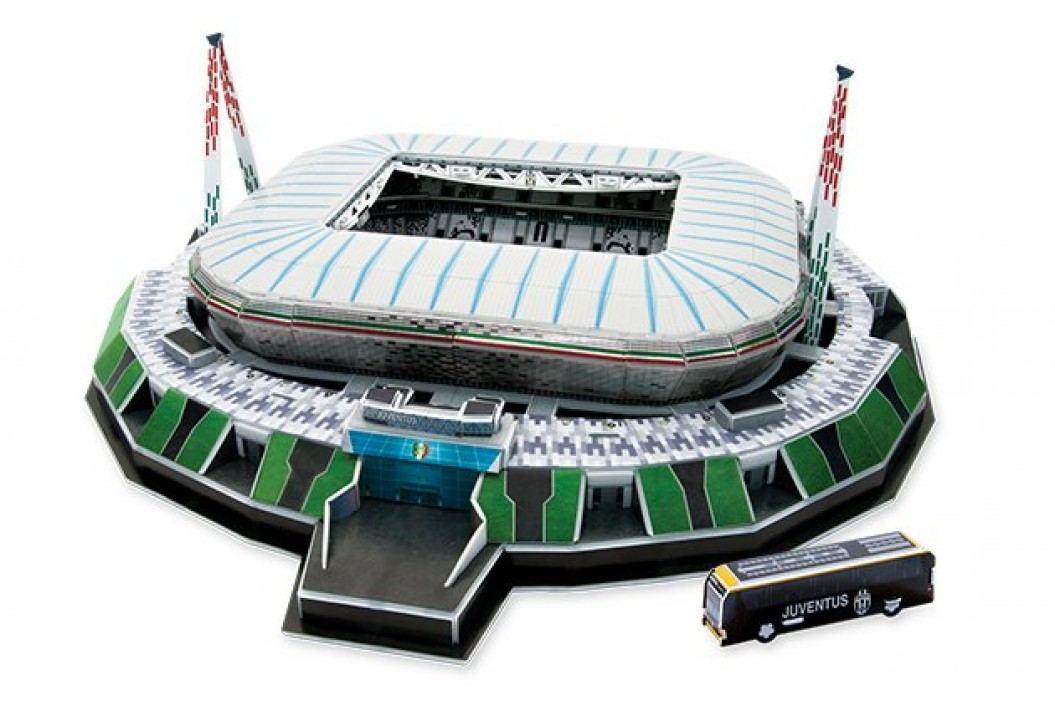 Nanostad Puzzle 3D Stadion Juve Włochy Puzzle