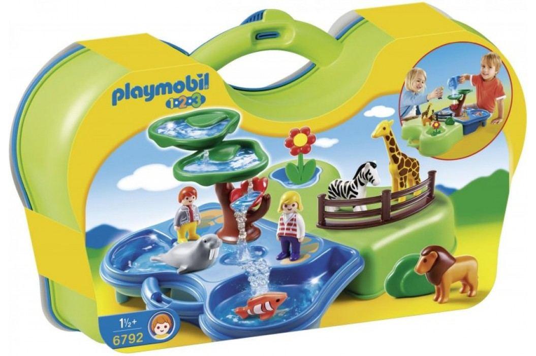Playmobil Mój kuferek do zabawy z wodą 6792 Playmobil