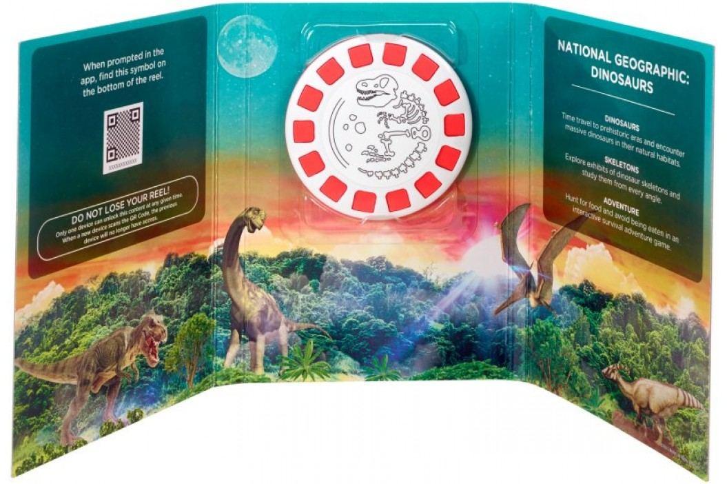 Mattel View-Master zážitkový balíček: Dinosauři Zabawki elektroniczne