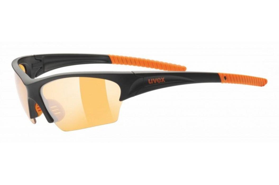 Uvex okulary przeciwsłoneczne Sunsation Black Orange/Orange (2212) Sportowe i rowerowe