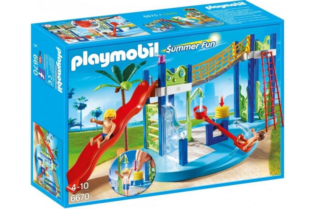 Playmobil Wodny plac zabaw 6670 Playmobil