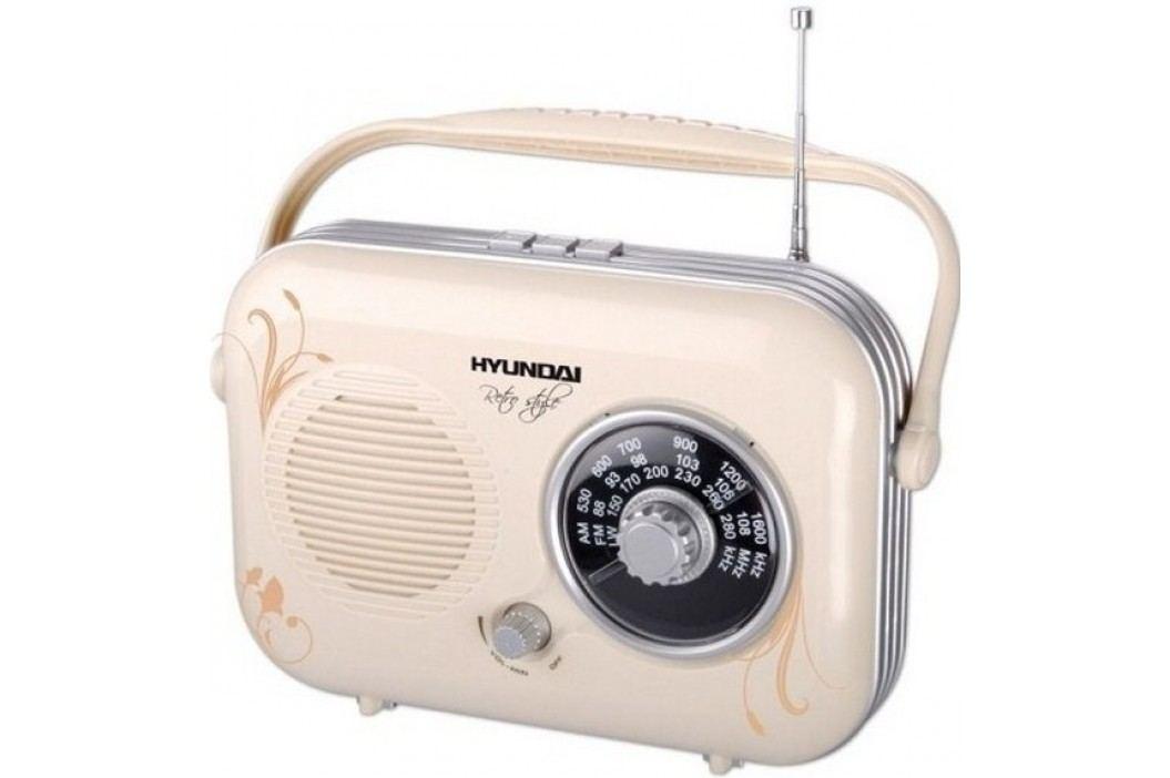 HYUNDAI radio PR 100B Retro Radia