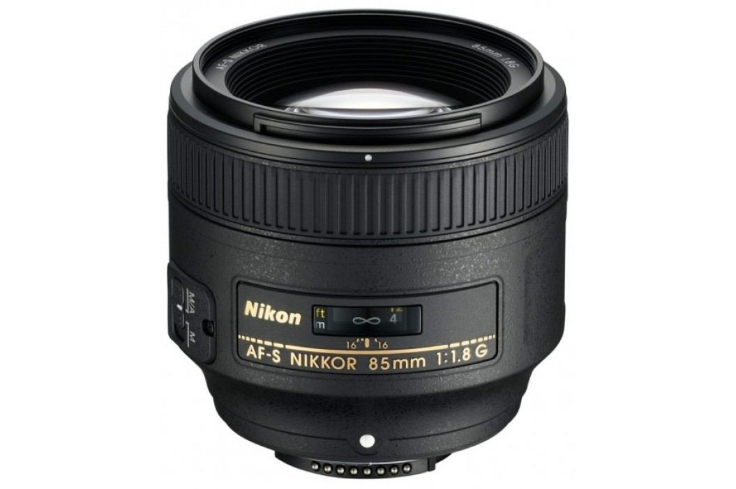 Nikon Nikkor AF-S 85 f/1,8G Obiektywy stałoogniskowe