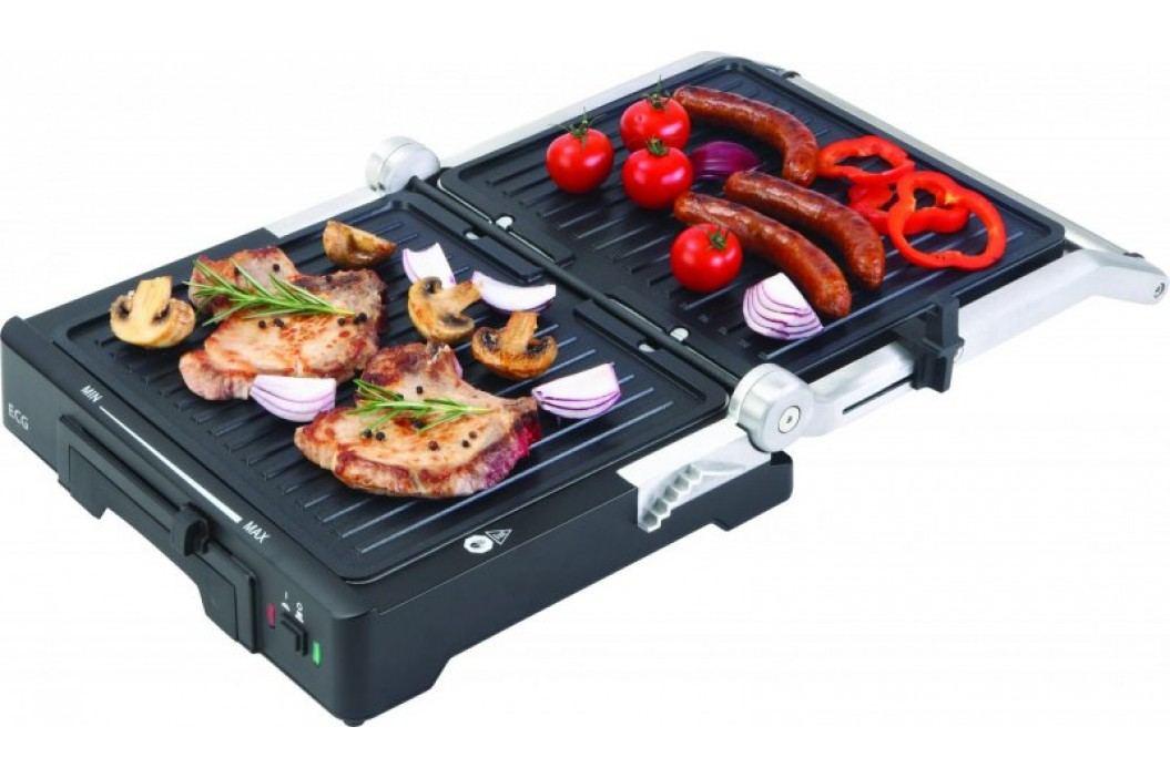 ECG grill elektryczny KG 300 Deluxe Grille elektryczne