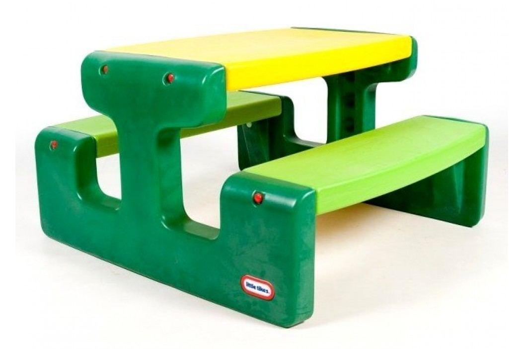 Little Tikes Stolik piknikowy Evergreen Meble dla dzieci