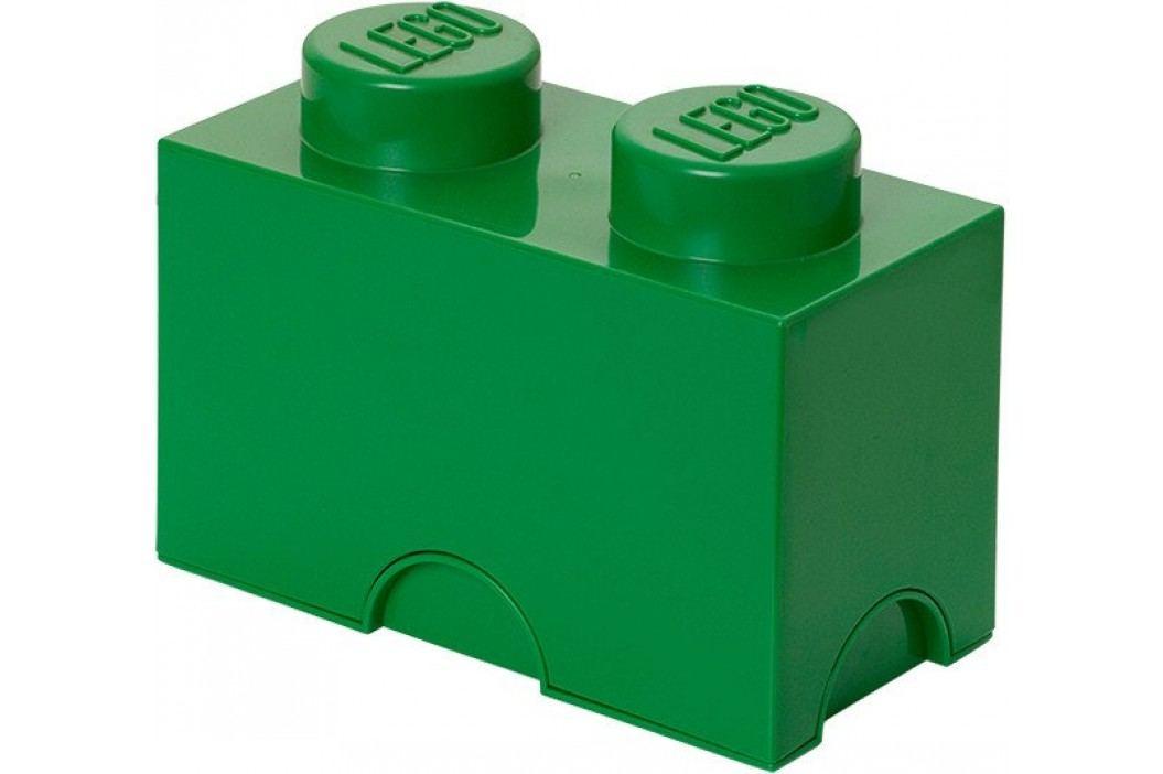 LEGO® Pudełko 12x25x18 cm, ciemnozielony LEGO®