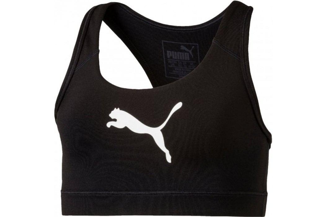 Puma biustonosz sportowy Active Bra G Black 128 Biustonosze sportowe
