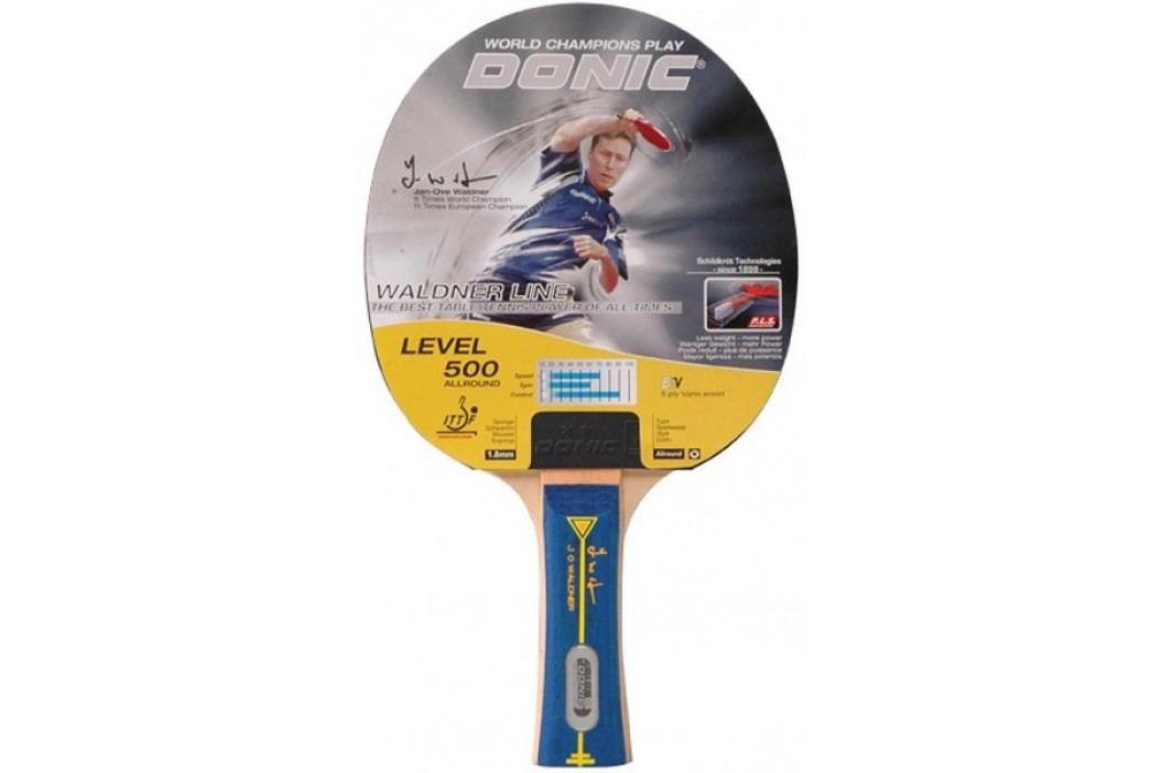 Donic rakietka do tenisa stołowego Waldner 500 Rakietki