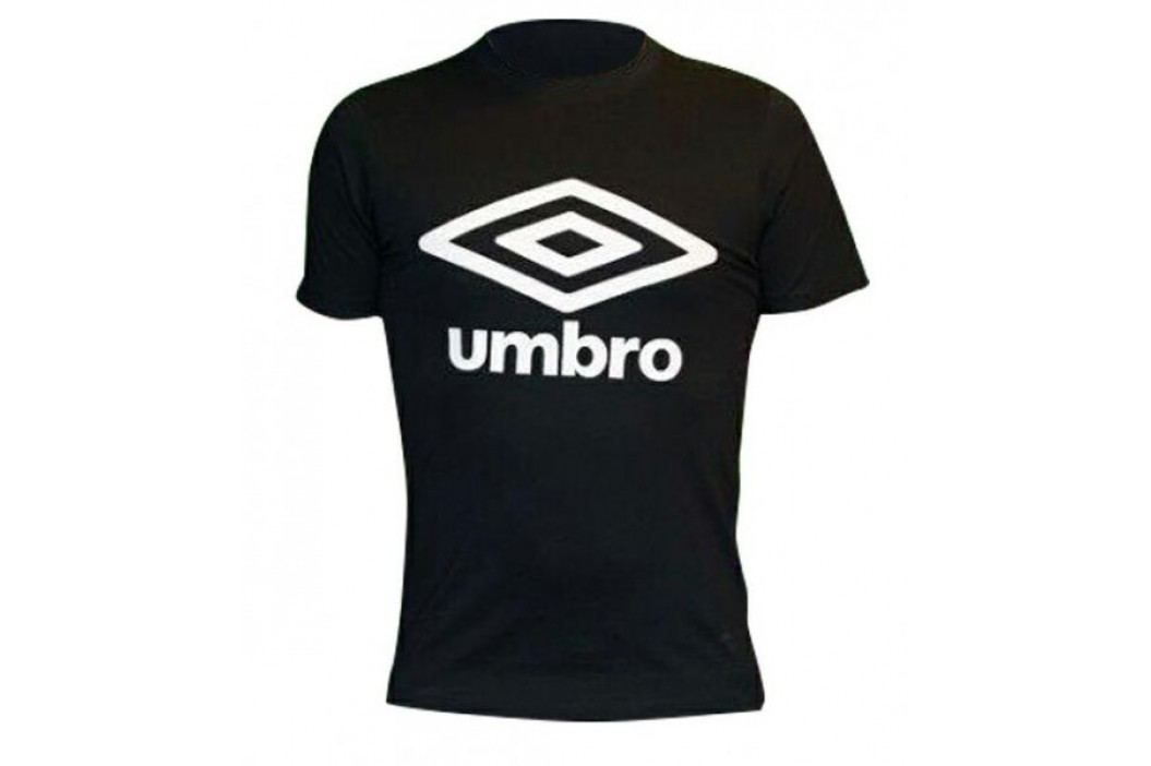 Umbro koszulka Nero L Koszulki biegowe, fitness