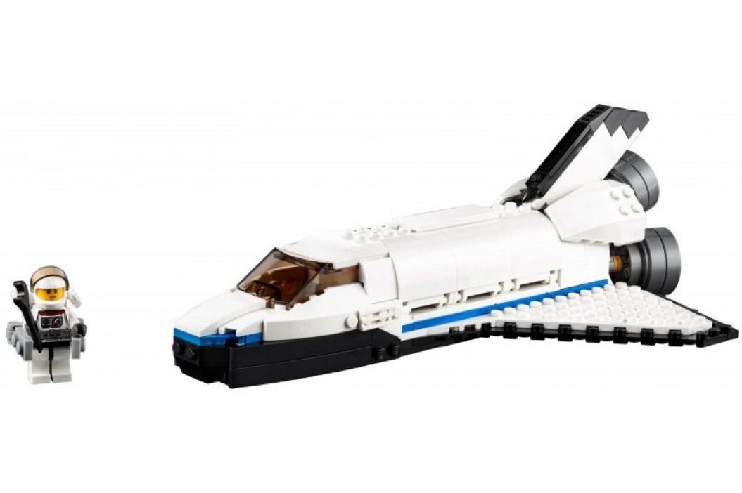 LEGO® Creator 31066 Odkrywca z promu kosmicznego LEGO® Creator