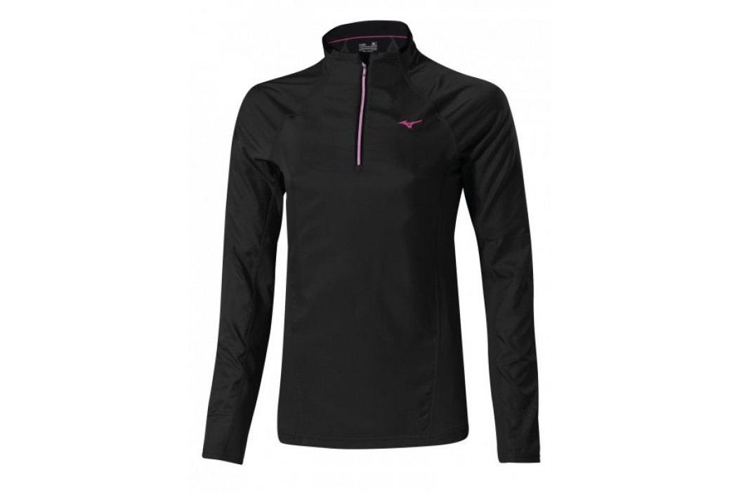 Mizuno bluza do biegania Breath Thermo WindTop W Black S Kurtki biegowe, fitness