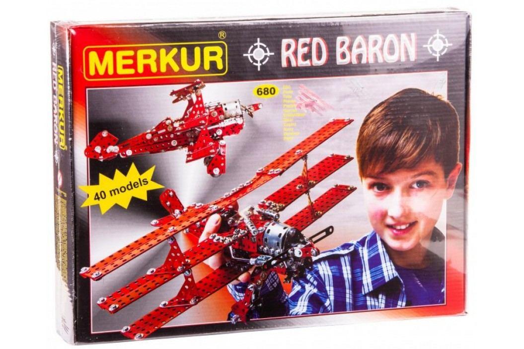 Merkur Red Baron 40 modeli 680sztuk Merkur