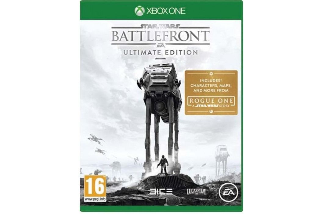 EA Games gra Star Wars: Battlefront Ultimate Edition (Xbox One) Gry na konsole
