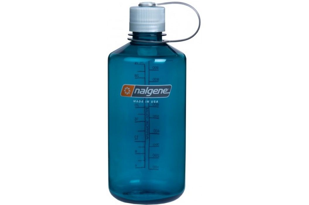 Nalgene butelka Original Narrow-Mouth 1000 ml Trout Green Butelki