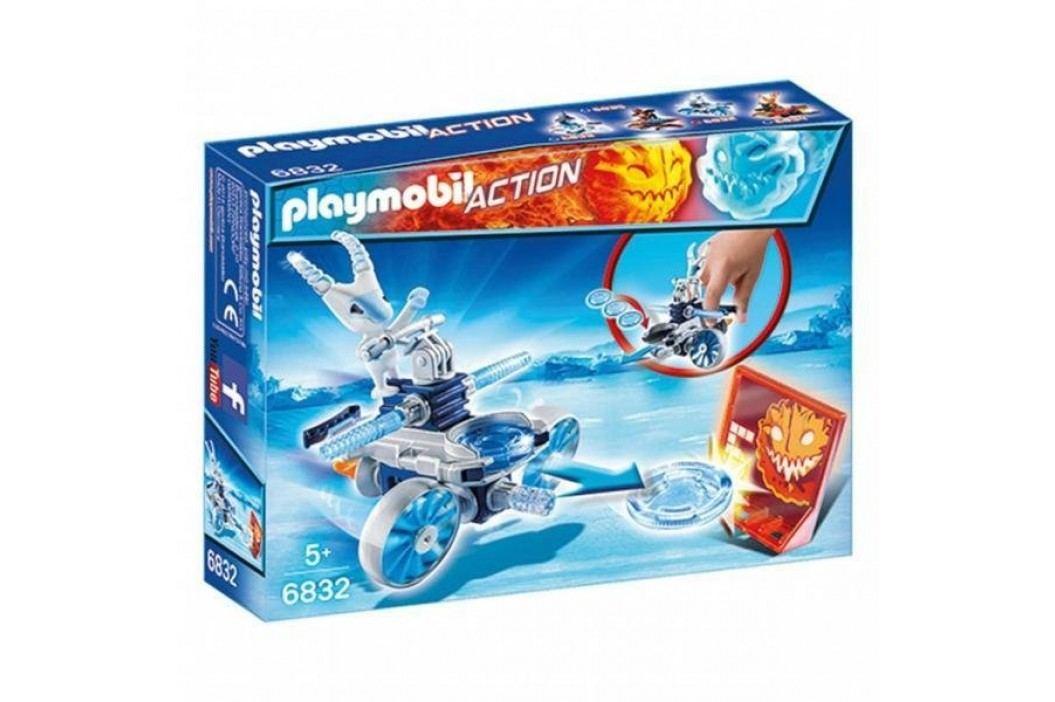 Playmobil Frosty z Wyrzutnią Dysków 6832 Playmobil
