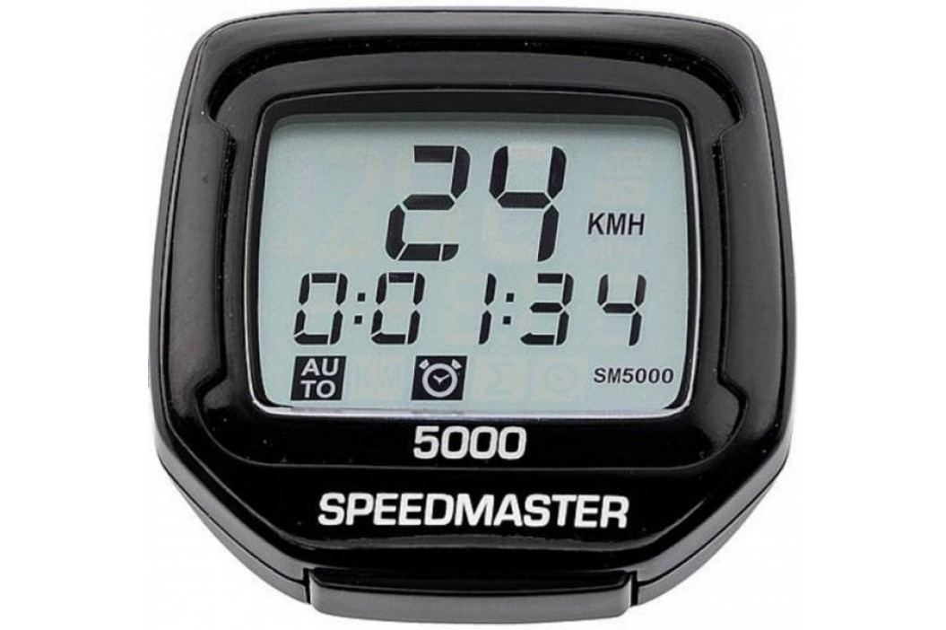 Sigma Prędkościomierz Sigma Speedmaster 5000 Liczniki rowerowe