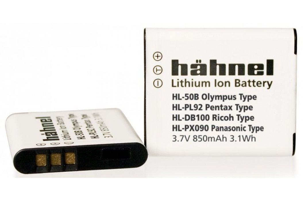Hähnel HL-50B dla Olympusa (Li-50B) Foto akumulatory