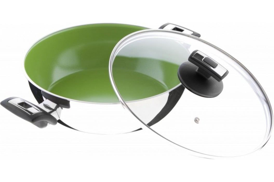 Kolimax Patelnia Pro Comfort 26 cm zielona Patelnie