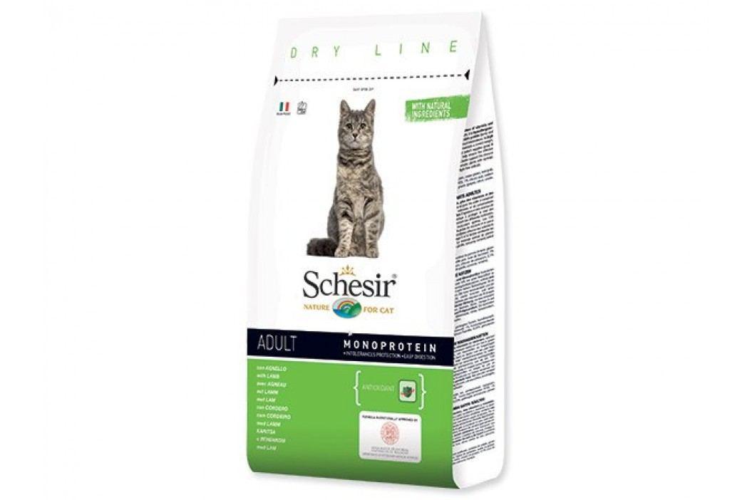 Schesir sucha karma dla kota z jagnięciną 1,5 kg Karma sucha