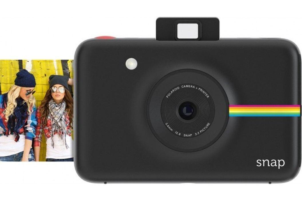POLAROID aparat do zdjęć natychmiastowych Snap, czarny Aparaty fotograficzne