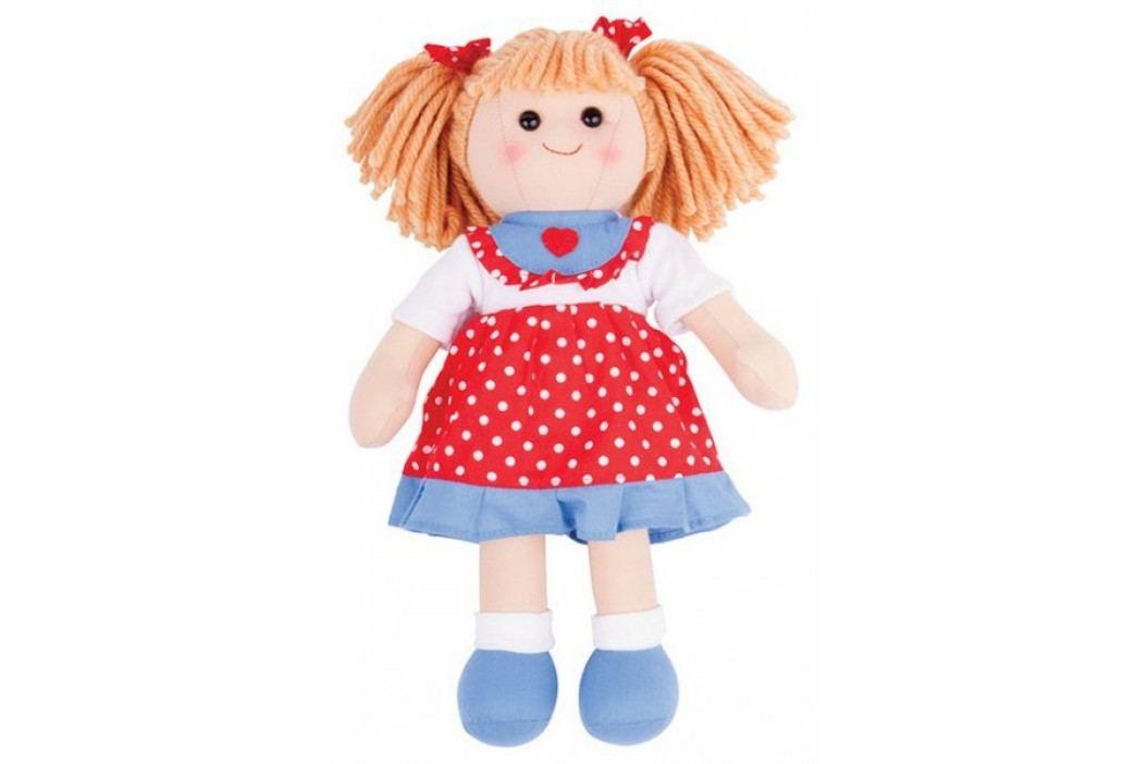 Bigjigs Toys Szmaciana lalka Emily 35 cm Lalki