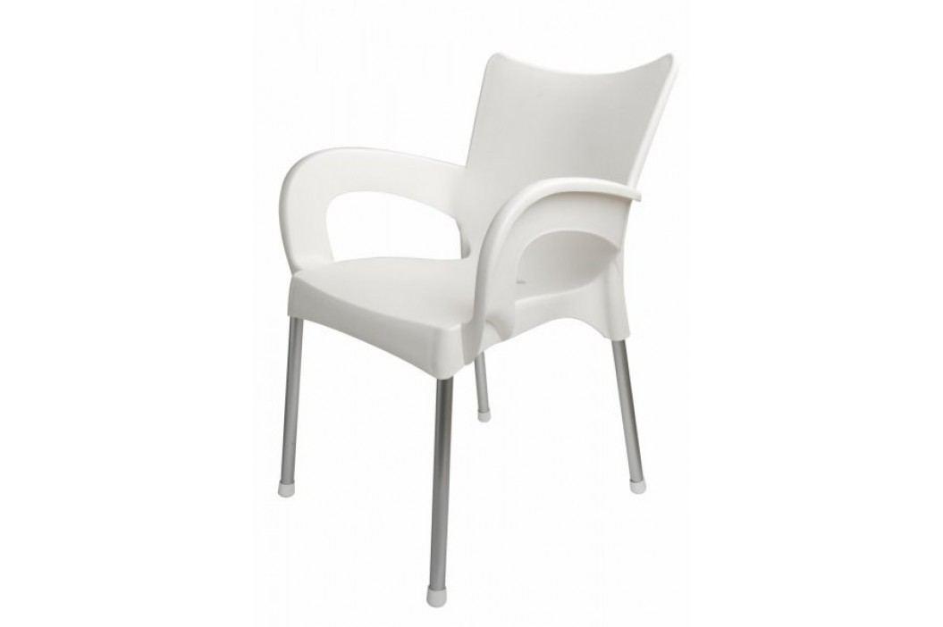 MEGA PLAST krzesło Dolce MP463, białe Krzesła