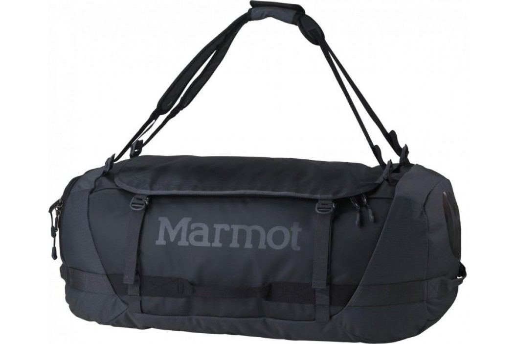 Marmot torba Long Hauler Duffle Bag Large Grey/Black Torby