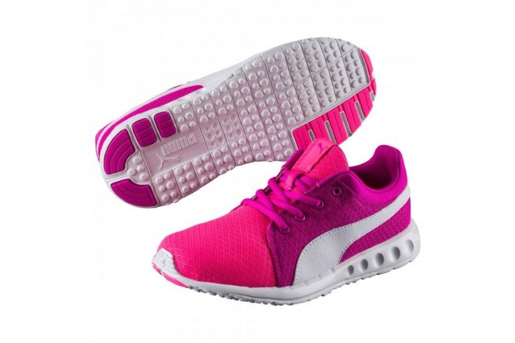 Puma buty Carson Runner 400 Mesh Jr Knockout Pink Obuwie biegowe, fitness