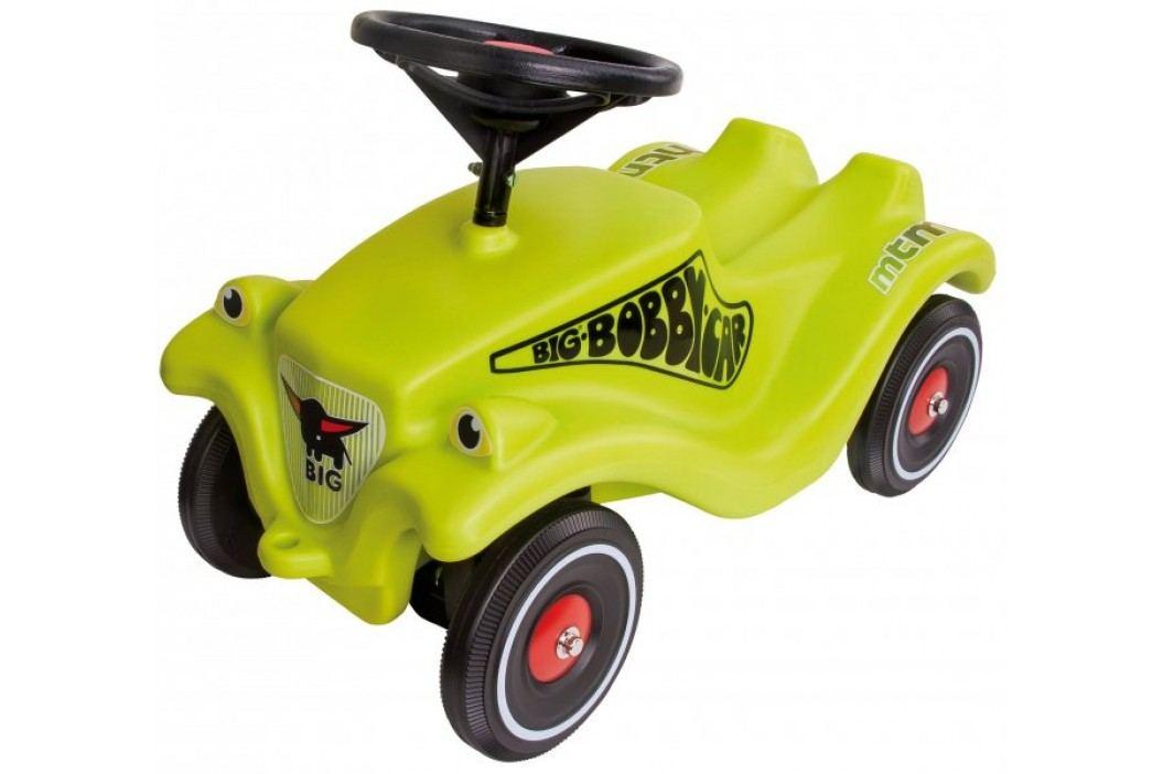 BIG JEŹDZIK Bobby Car Racer zielony Pojazdy dla maluchów