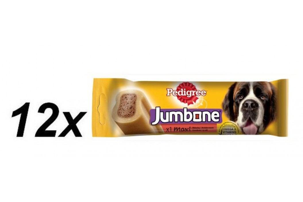 Pedigree przysmak dla psa Jumbone Large - wołowina - 12x210g Przysmaki