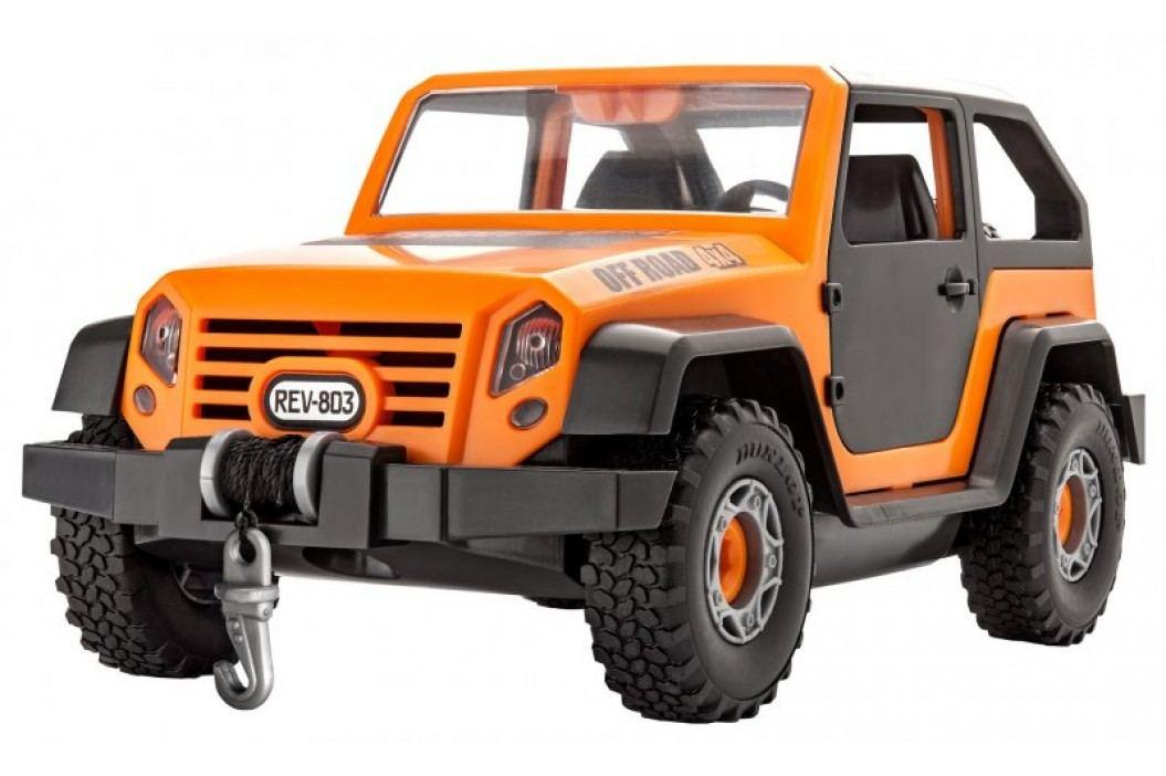 REVELL Junior Kit auto 00803 - Samochód terenowy Modele