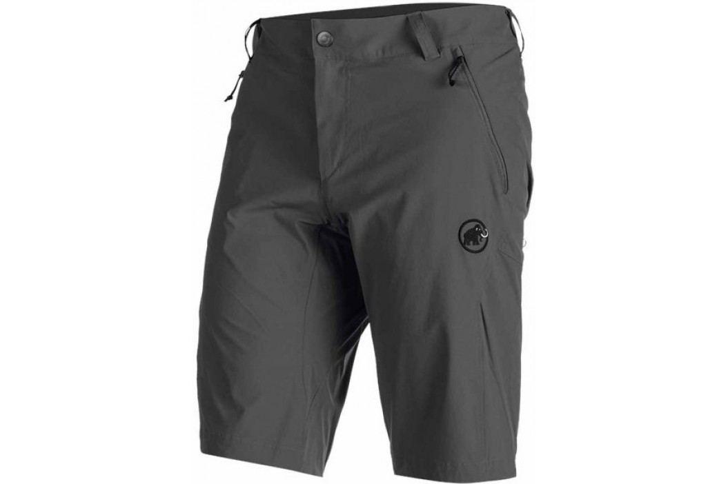 Mammut Runbold Shorts M graphite 50 Spodenki turystyczne, outdoorowe