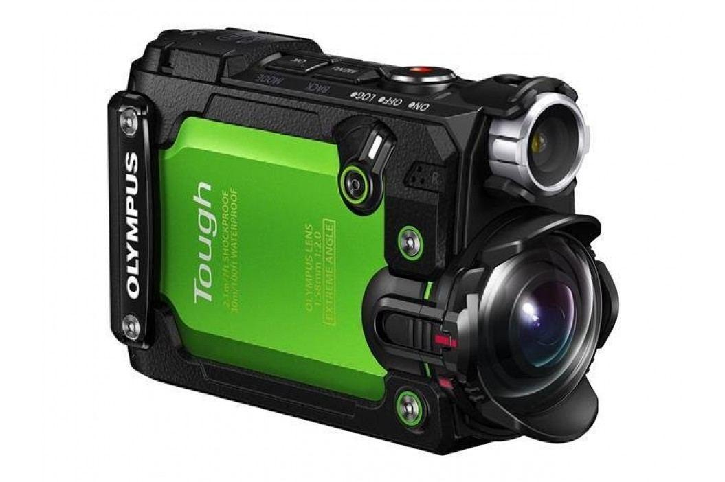 Olympus kamera sportowa TG-Tracker, zielony Outdoorowe