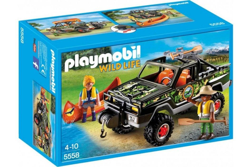 Playmobil Przygoda z samochodem terenowym 5558 Playmobil