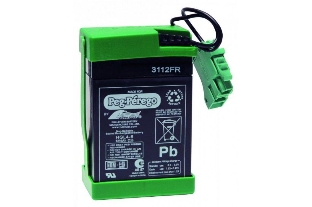 PEG PEREGO Akumulator 6V 4Ah Akcesoria