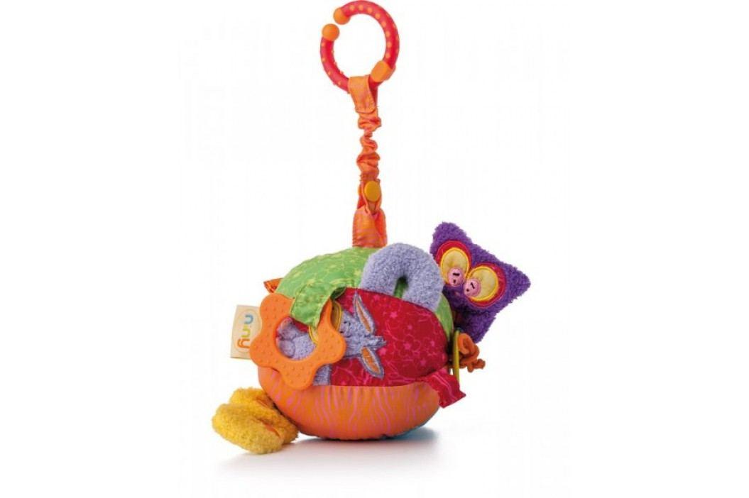 Niny Pluszowa piłeczka edukacyjna Zabawki wiszące