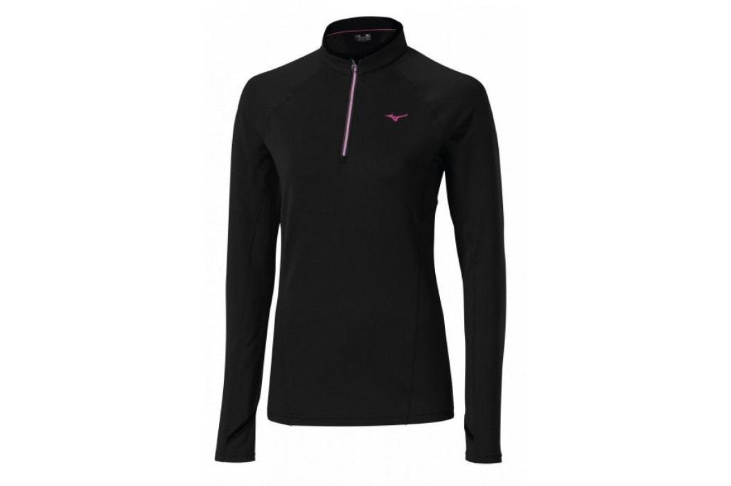 Mizuno bluza sportowa WarmaLite Top W Black L Bluzy